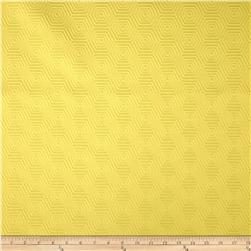 HGTV HOME Hex Appeal Solid Jacquard Wheatgrass