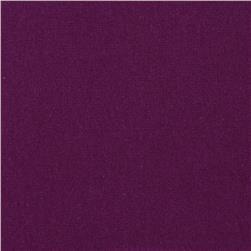 Cotton/Lycra Stretch Jersey Plum
