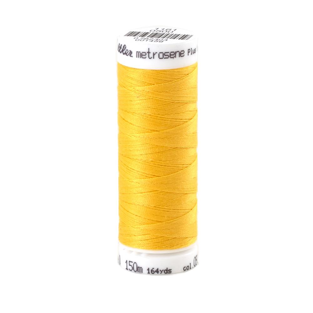 Mettler Metrosene Polyester All Purpose Thread Buttercup