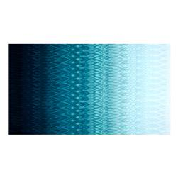Radiant Gradients Ikat Ombre Waterfall