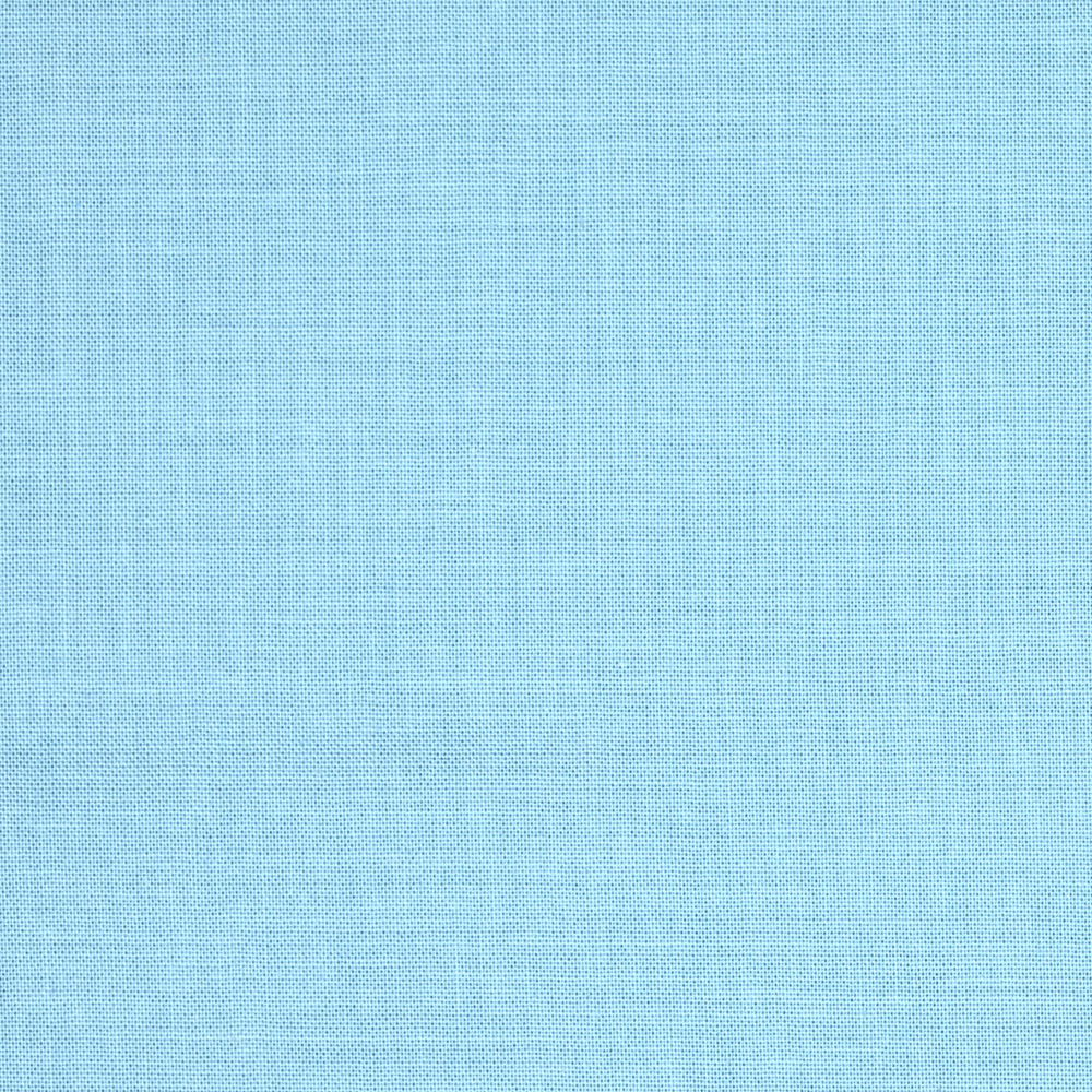Designer Essentials Solid Broadcloth Miracle Blue Fabric by Westminster in USA