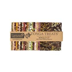 "Timeless Treasures Tonga Treats Sonoma 5"" Mini Squares"