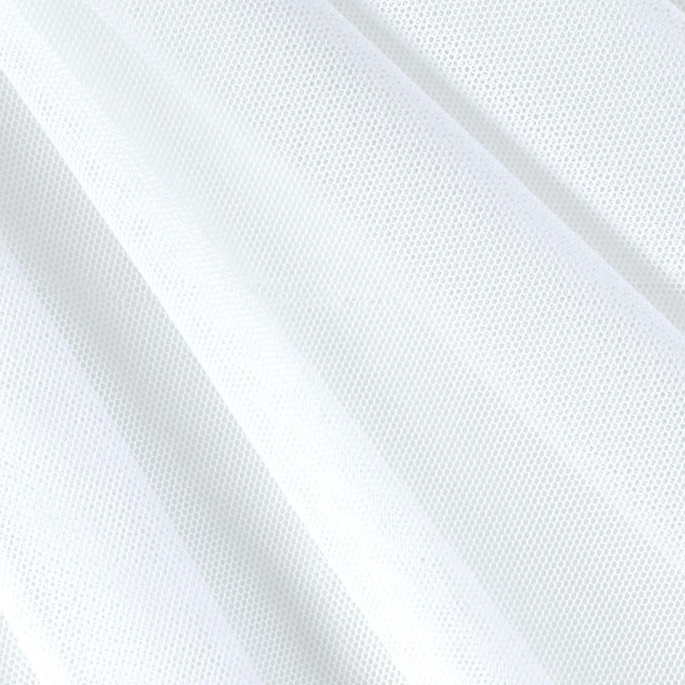 Lightweight Stretch Shaper Mesh White
