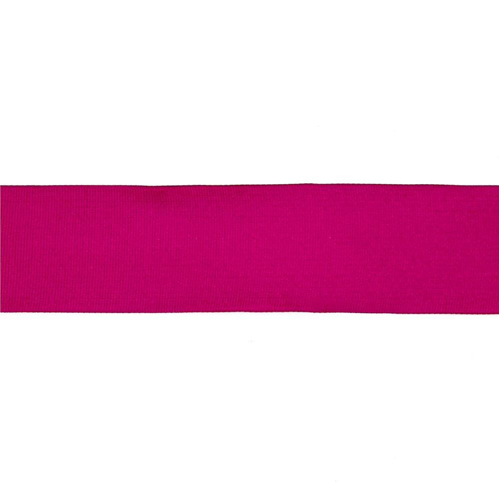 "2"" Grosgrain Wired Ribbon Fuchsia"