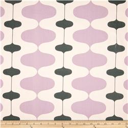 Premier Prints Ivon Luster/Charcoal Fabric