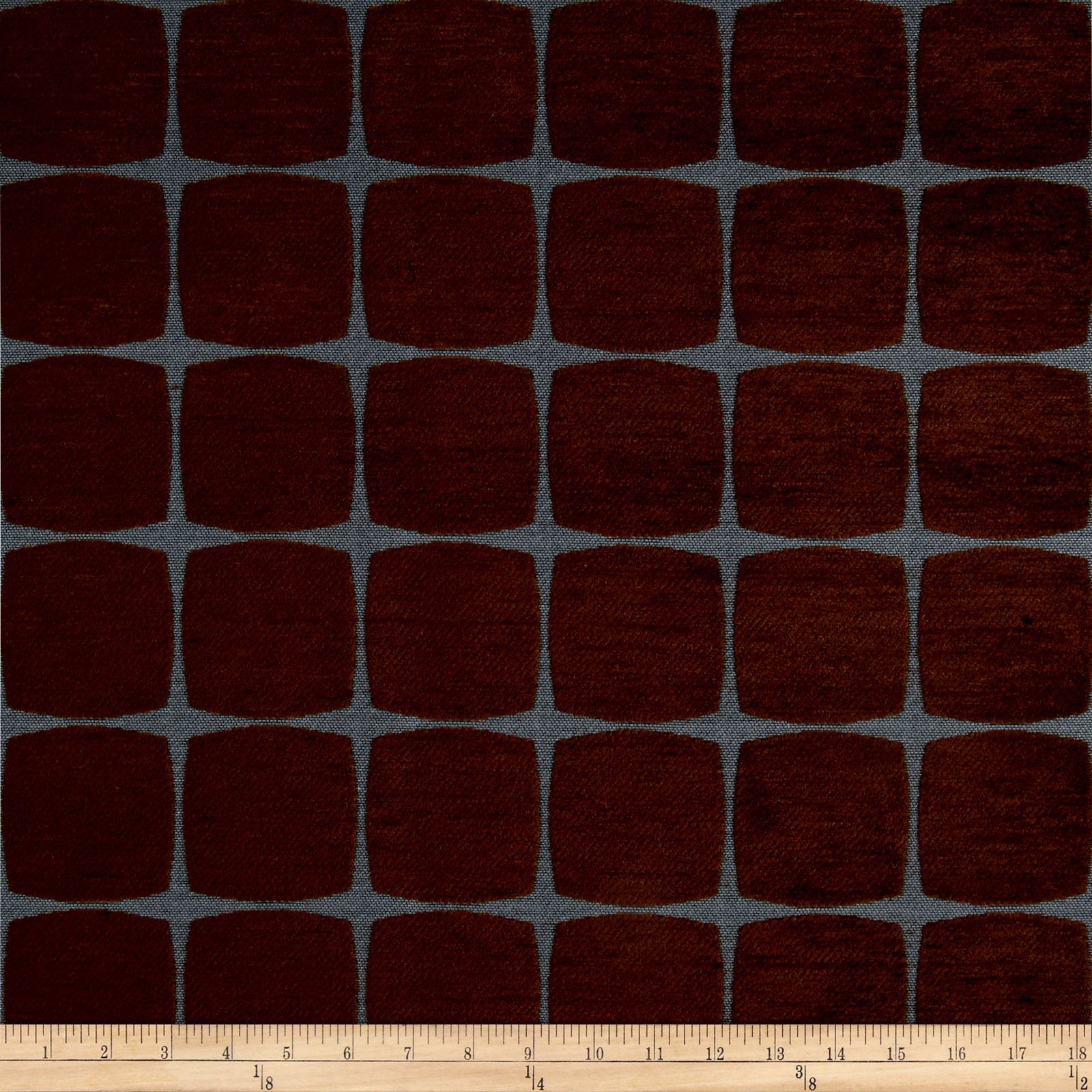 Richloom Bang Chenille Jacquard Noctur Fabric by TNT in USA