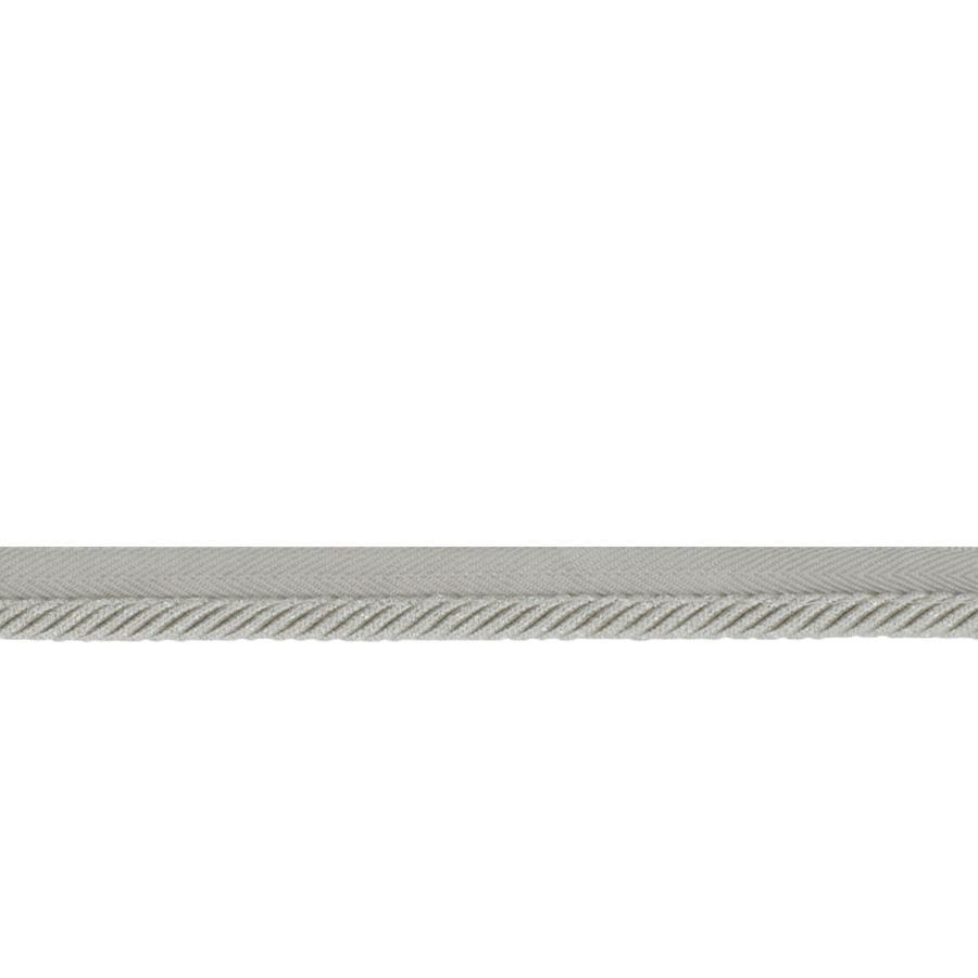 "Jaclyn Smith  37/100"" 02920 Cord Trim Silver"