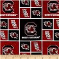 Collegiate Fleece University of South Carolina Garnet/Black