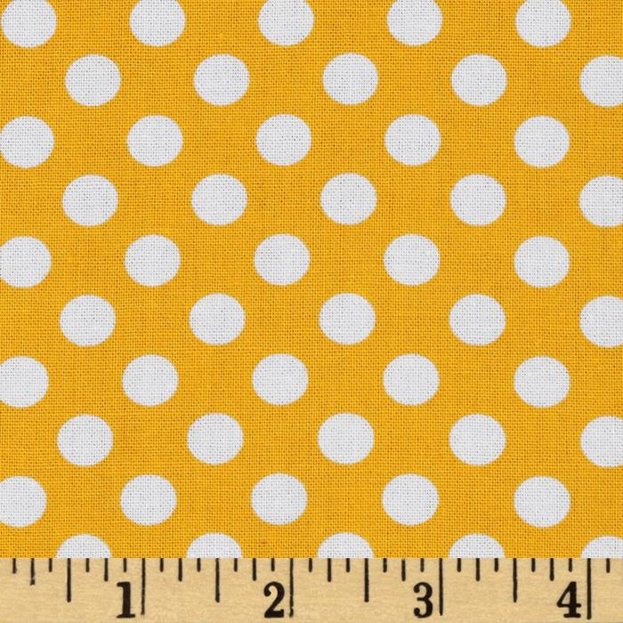 Spot On Medium Dot Yellow