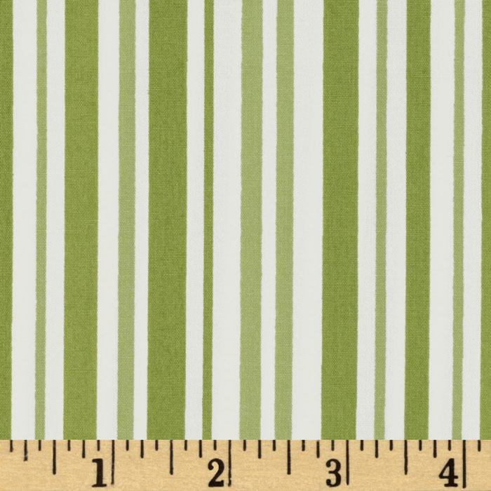 Pimatex Basics Various Stripe Celery