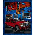 Ford F150 Fleece Truck Panel
