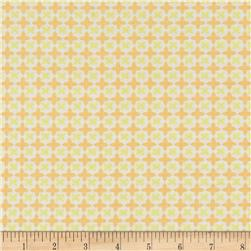 Do What You Love Harlequin Tile Yellow