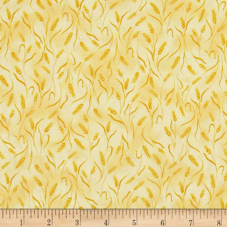 Country Days Wheat Yellow