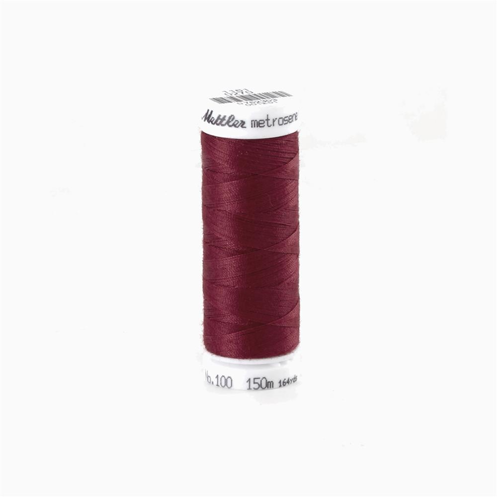 Mettler Metrosene Polyester All Purpose Thread Cranberry