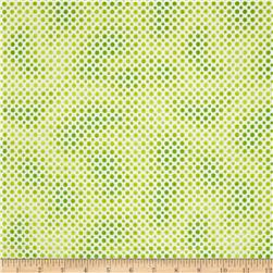 Ombre Dot Lime Fabric