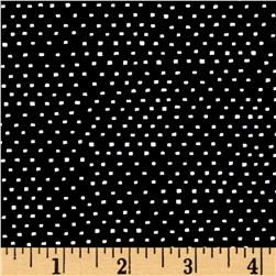 Pixie Square Dot Black