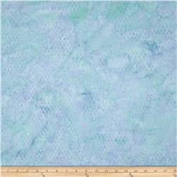 Island Batik Cloud Light Blue/Lilac Tears