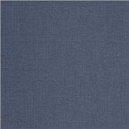 Jaclyn Smith Linen/Rayon Blend Indigo