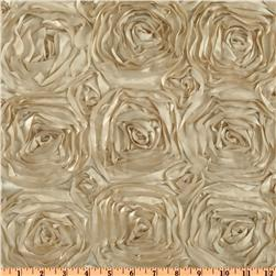 Splenda Satin Ribbon Rosette Mocha