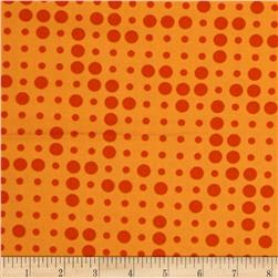 Moda Reel Time Dots Ochre