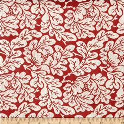 Robert Allen Promo Treasure Hunt Jacquard Pomegranate