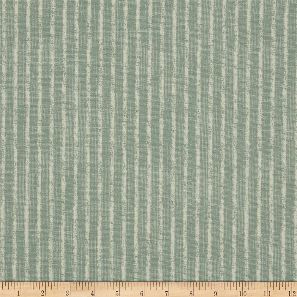 Magnolia Home Fashions Skyfall Stripe Spa