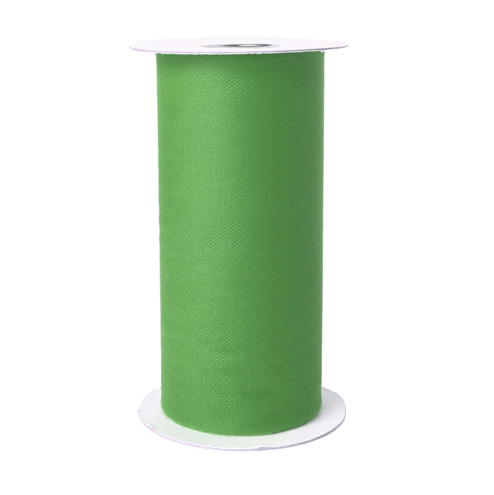 Tulle Spool Lime Green