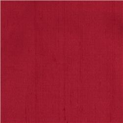 Dupioni Silk Fabric Raspberry Sorbet