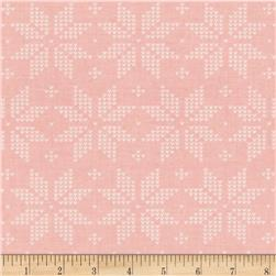 Meadow Stitch Pink