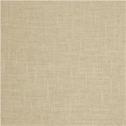 Jaclyn Smith Pacific Linen Blend Mushroom