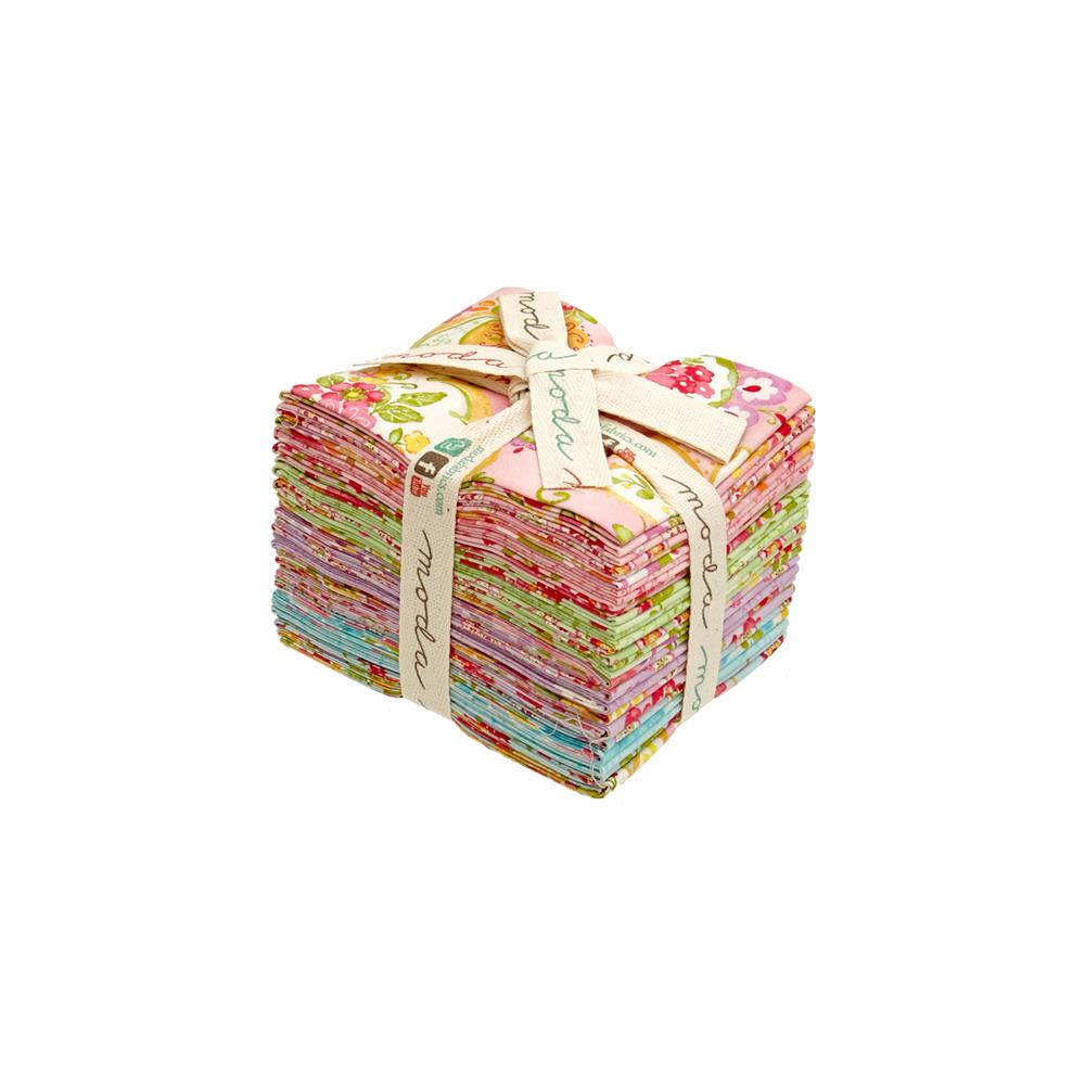 Moda Collette Fat Quarter Bundle Multi