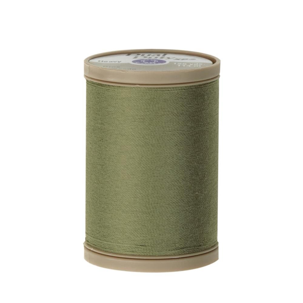 Coats & Clark Dual Duty XP Heavy 125yds Green Linen