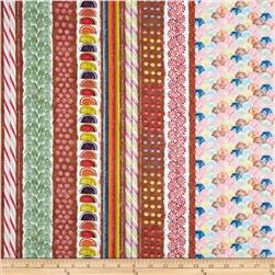 Michael Miller Confectionary Stripe Confection