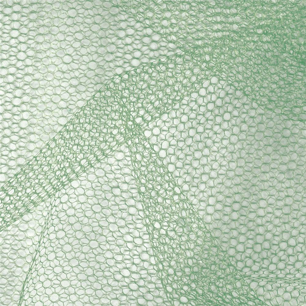 Nylon Netting Sage Fabric By The Yard