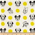Disney Mickey Mouse & Friends Character Jumbo Dots Sunshine