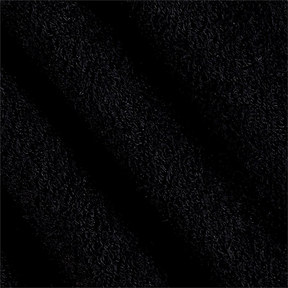 Telio Bamboo Rayon Terry Cloth Black