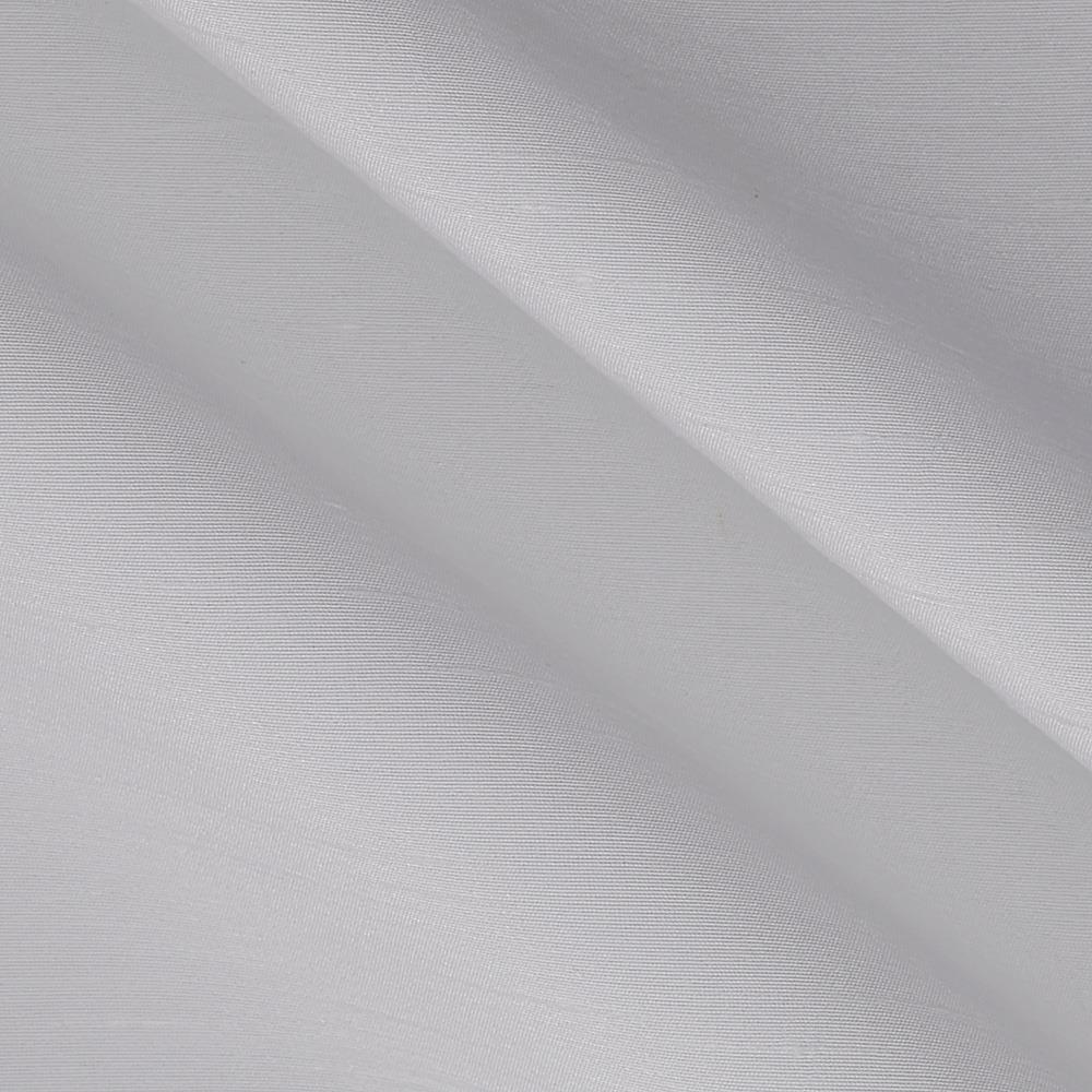 Shantung Faux Silk Aviana Snow