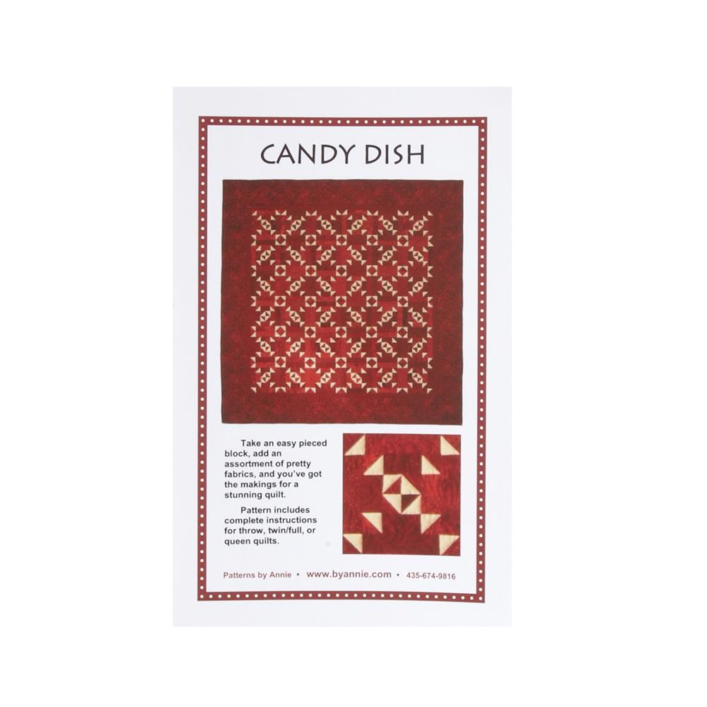 By Annie Candy Dish Quilt Pattern