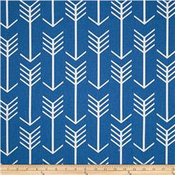 Premier Prints Arrow Cobalt