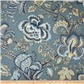 Robert Allen @ Home Crypton Jacobean Swag Indigo