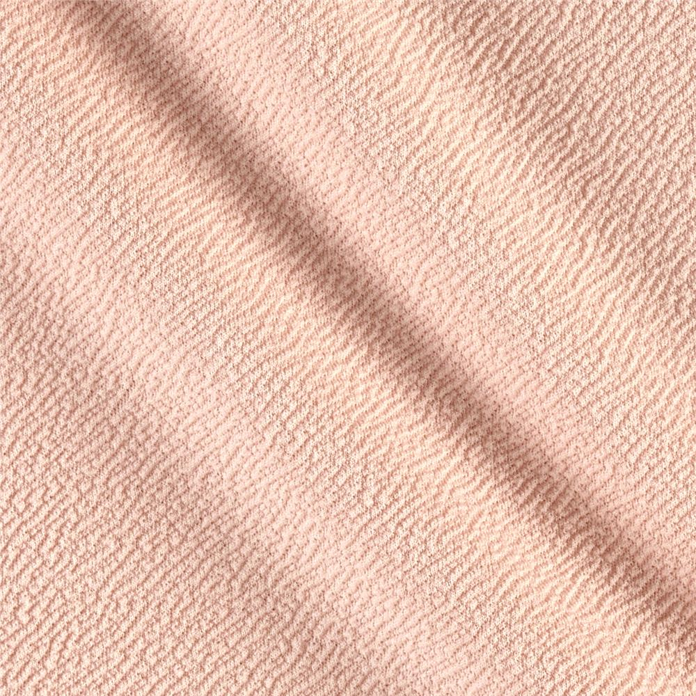 Liverpool Double Knit Solid Blush