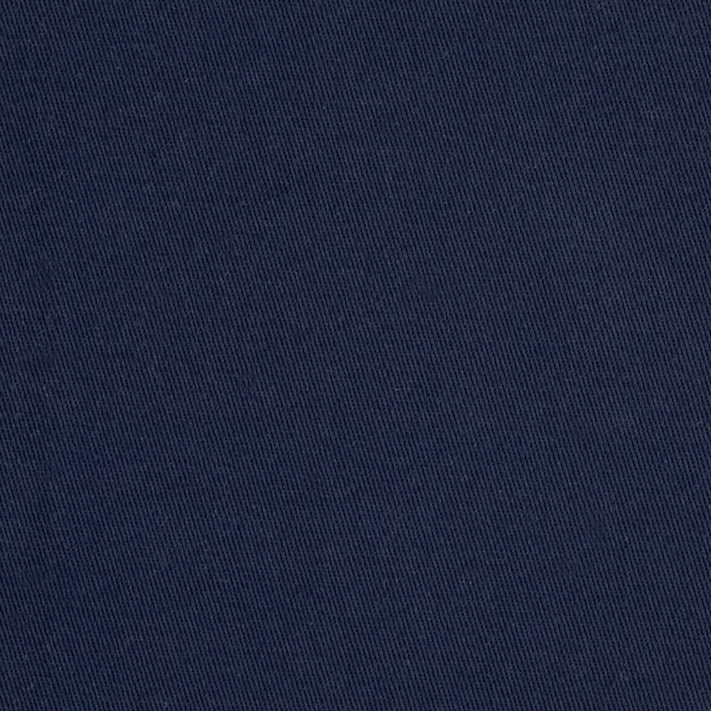 Kaufman Ibiza Stretch Twill Navy Fabric
