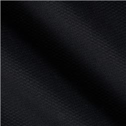 Cotton Pique Black