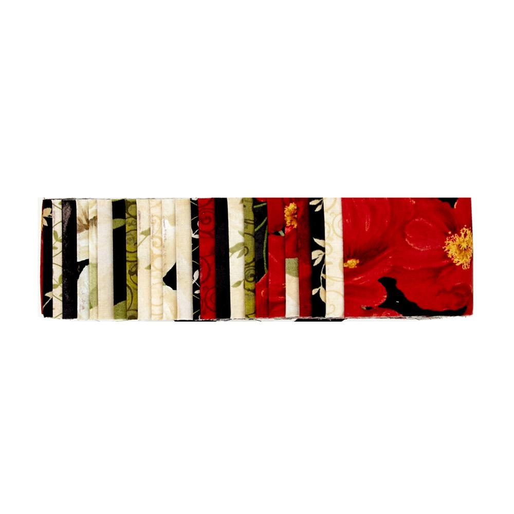 "Poppy Celebration 2.5"" Strips"