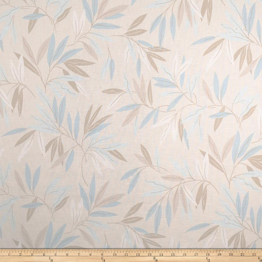 Collier Campbell Painted Willow Linen Blend Porcelain