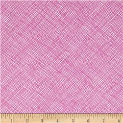 "Kaufman 108"" Wide Spot On Quilt Back Widescreen Geranium"