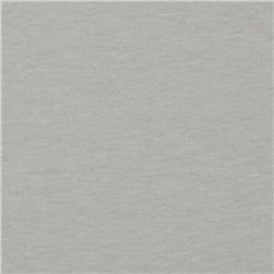 Laguna Stretch Cotton Jersey Knit Grey