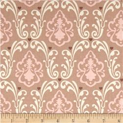 The Love Collection Divine Damask Caramel