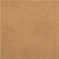 Magitex Water Resistant Upholstery Suede Khaki