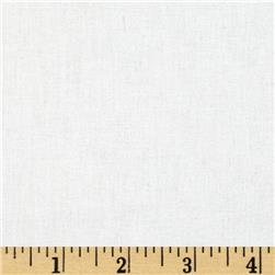 Robert Kaufman American Made Muslin Bleach White